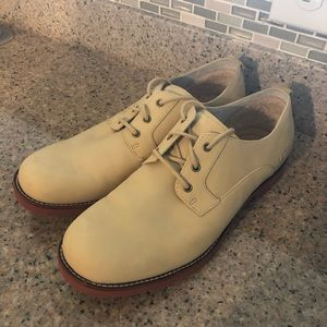 Men's UGG SUEDE OXFORD DRESS SHOES
